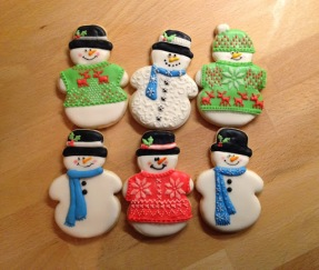 Home renovations and cookie decorations