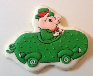 Busytown cookies