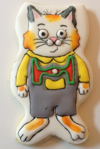 Richard Scarry Huckle cookie