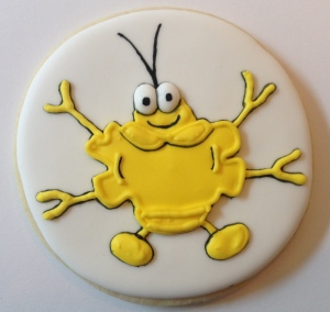 Goldbug cookie