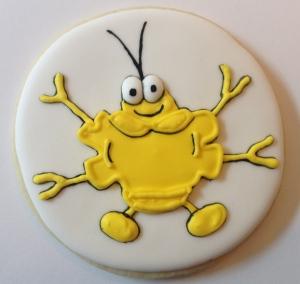 Goldbug cookie