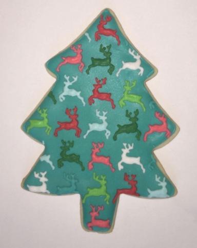 How to make tie-pattern cookies